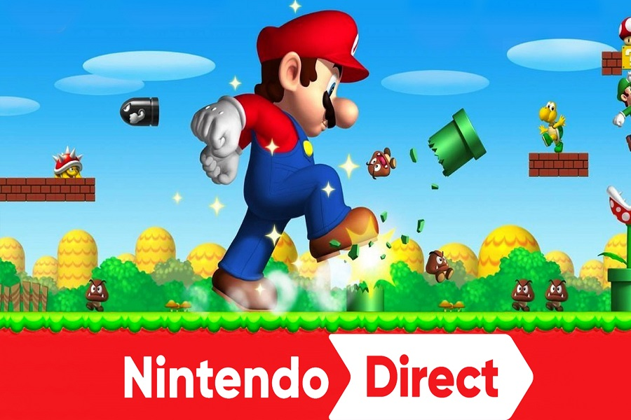 Nintendo Direct Provides A Way Towards Gaming News